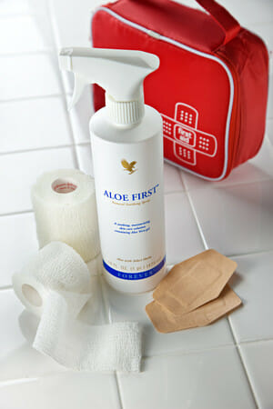 Aloe First Spray - Forever Living Products Blog