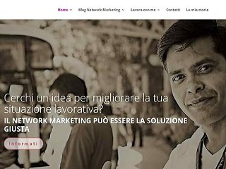 www.aloenetwork.it - informazioni sul Network Marketing - lavora con noi