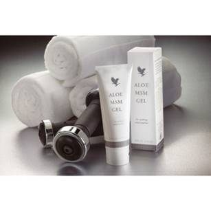 Aloe MSM Gel - Forever Living Products