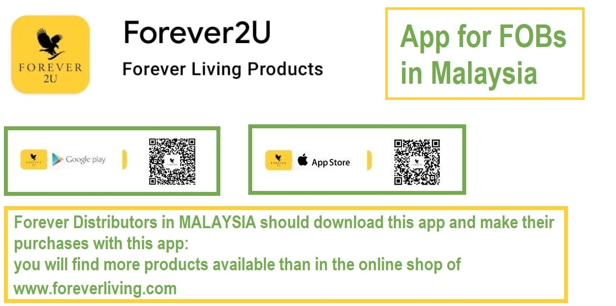 App for Forever FBOs in Malaysia