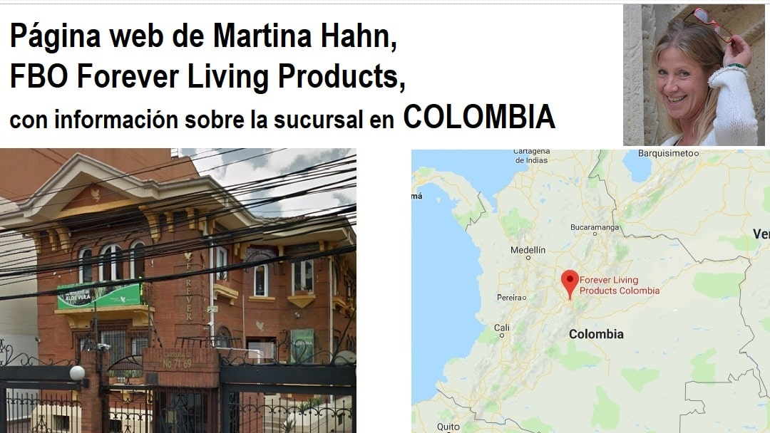 Forever Living Products Colombia