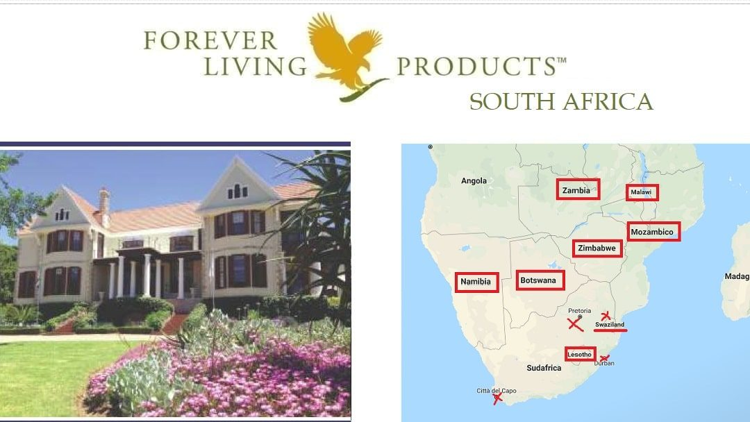 Forever Living Products South Africa Head Office