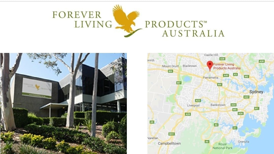 Forever Living Products - Australia. Register like a client or distributor FBO Forever