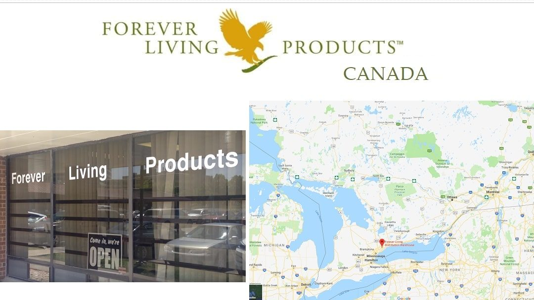 Forever Living Products Canada - head office