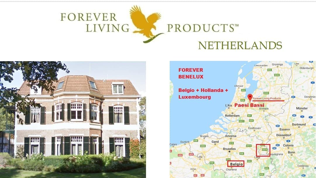 Forever Living Products Netherlands Head Office