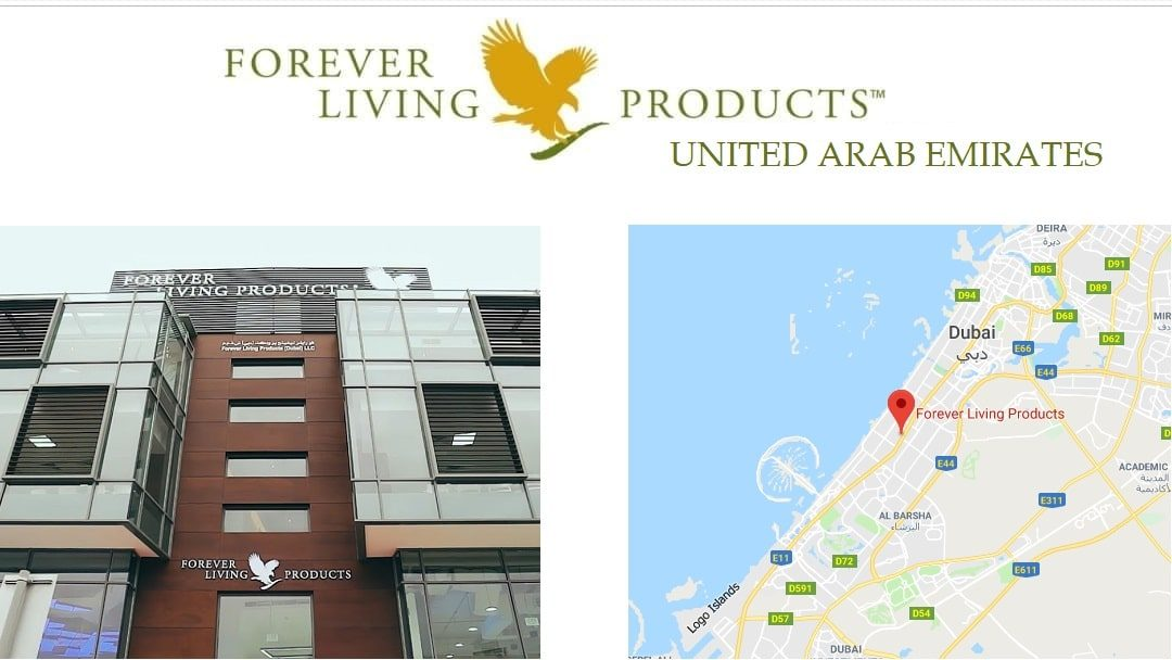 Forever Living Products United Arab Emirates