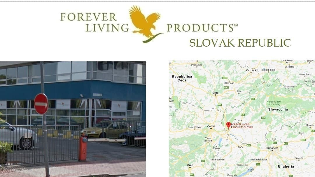 Forever Living Products Slovak Republic