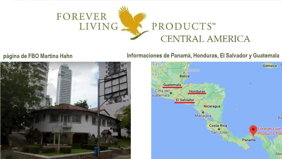 Forever Living Products Panama - Central America