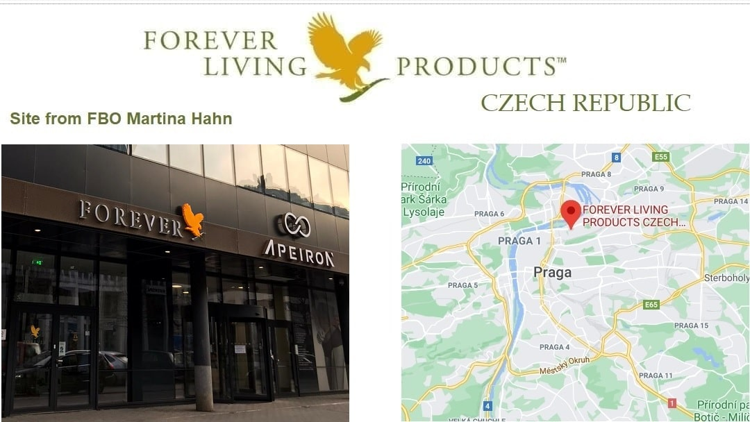 Forever Living Products CZECH REPUBLIC – registration and shop