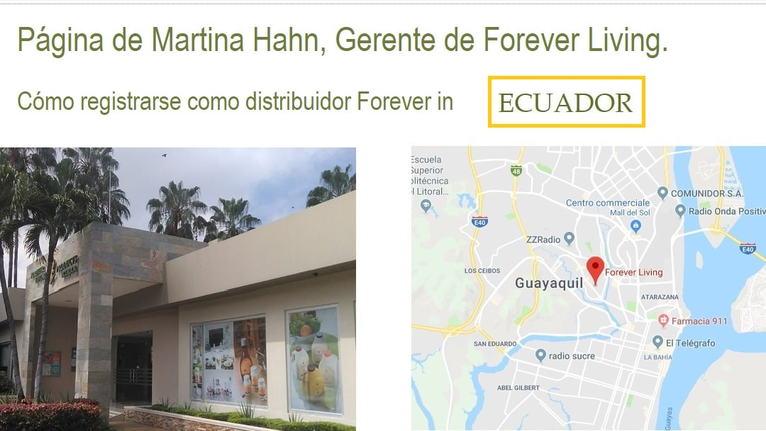 Forever Living Products Ecuador