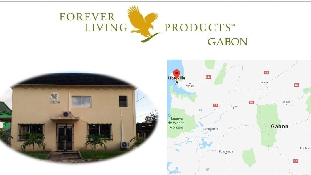 Forever Living Products GABON – enregistrement