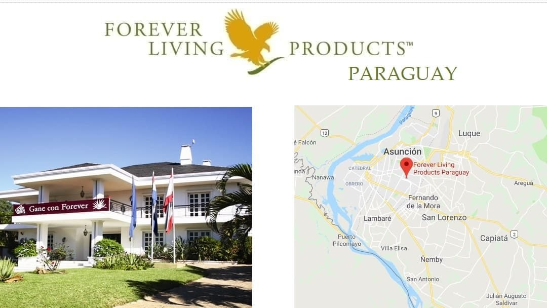 Forever Living Products PARAGUAY