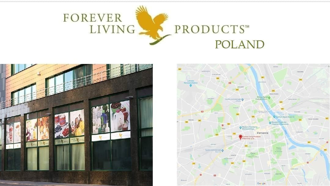 Forever Living Products Poland - the Aloe Vera Company