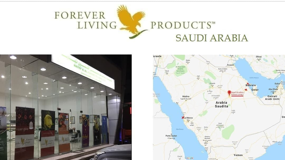 Forever Living Products SAUDI ARABIA – distributor registration and shop