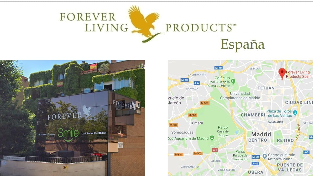 Forever Living Products SPAIN