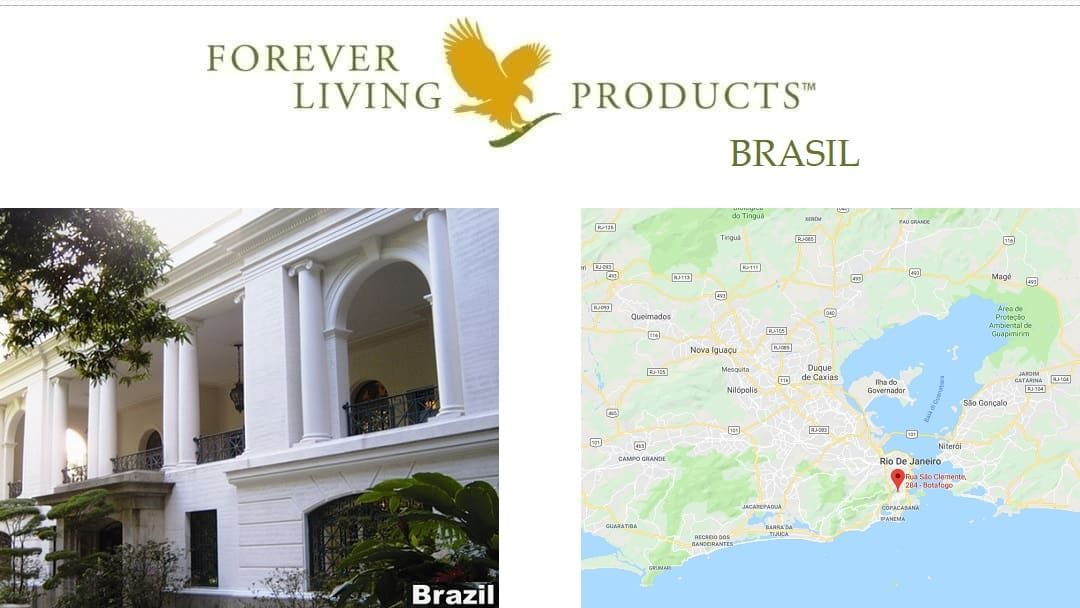 Forever Living Products - office of Brazil