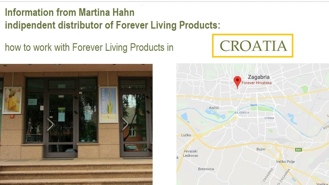 Forever Living Products Croatia