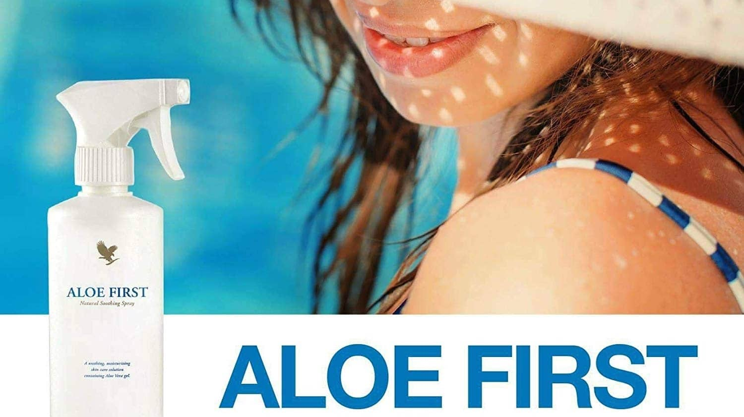 Aloe First - spray rinfrescante per la pelle