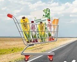 vai allo shop online della Forever Living Products Italy