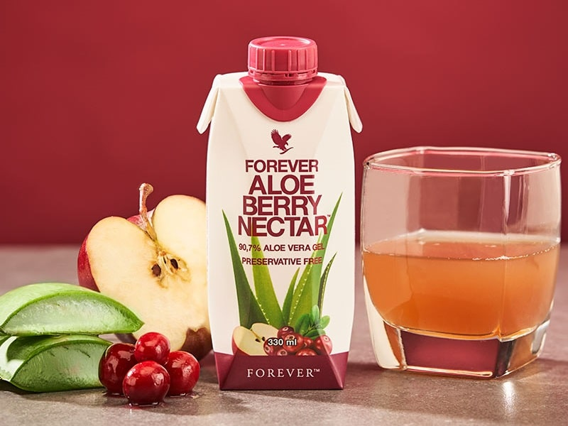 Aloe Berry Nectar mini della Forever Living Products