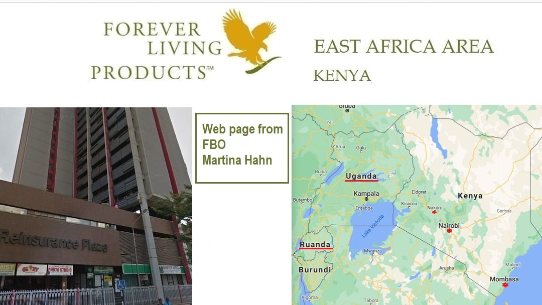 Forever Living Products KENYA distributor registration online