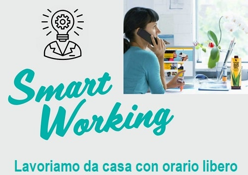 Smart Working con Forever Living Products