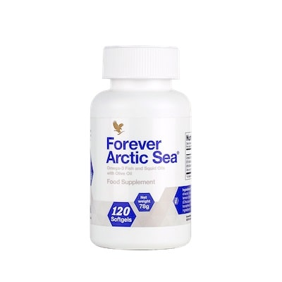 Forever Arctic Sea - integratore Forever Living Products con Omega 3